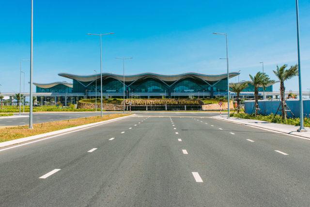 Какой аэропорт cxr — Вьетнам