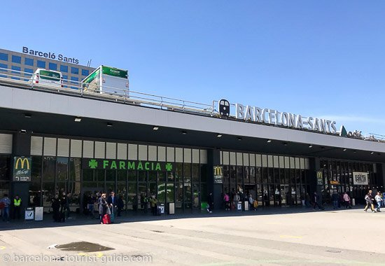 Как добраться из аэропорта Барселоны до Калельи