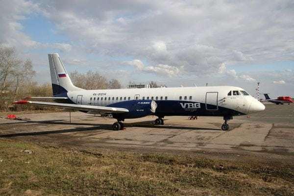 Самолет Ил-114: технические характеристики, фото