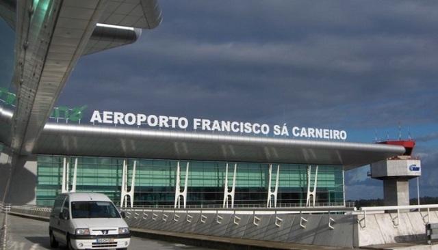 Международные аэропорты Португалии на карте: список