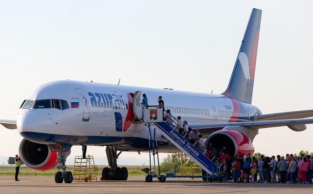 Авиакомпания azur air — чья компания
