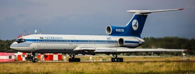 Самолет Ту-154: фото, характеристики