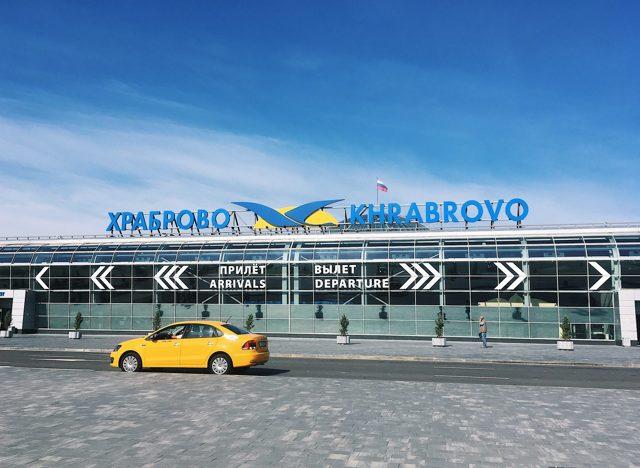 Аэропорт Храброво Калининград: схема, как добраться до города
