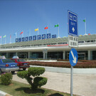 Международные аэропорты Китая на карте