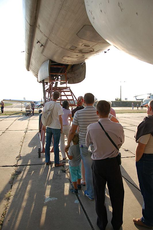 Самолет Ту-142: фото, вооружение