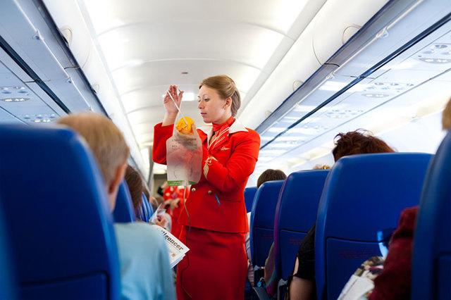 Самые безопасные места в самолете