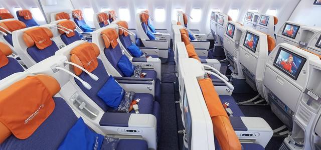 Как повысить класс обслуживания в Аэрофлоте за мили