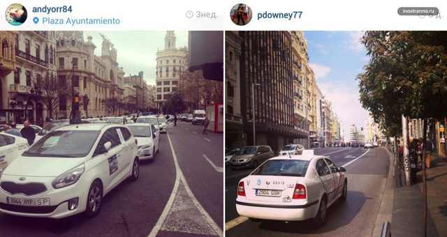 Как добраться из аэропорта Мадрида до центра города