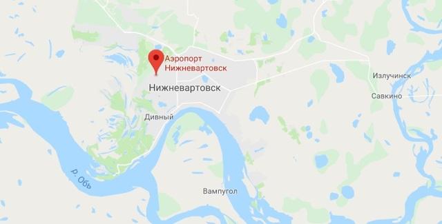 Сколько лететь до Нижневартовска из Москвы