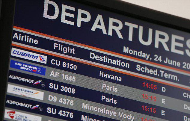Сколько лететь до Парижа из Москвы прямым рейсом