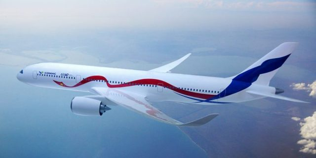 Самолет Ил-96-400М: фото, характеристики