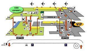 Справочная аэропорта Внуково: номер телефона