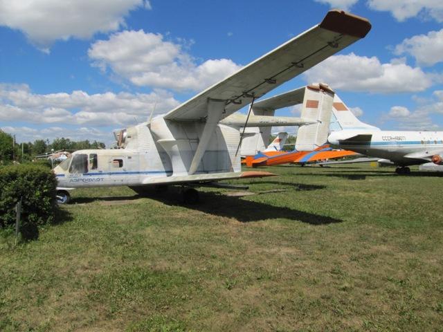 Музей авиации в Ульяновске: официальный сайт