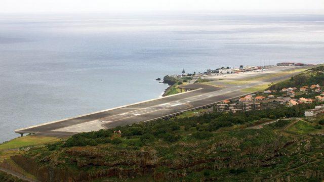 Самые опасные аэропорты мира: топ-10