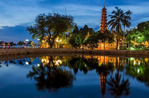 Когда лучше лететь во Вьетнам отдыхать