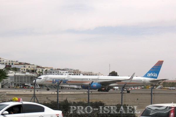 Международный аэропорт Эйлат Израиль