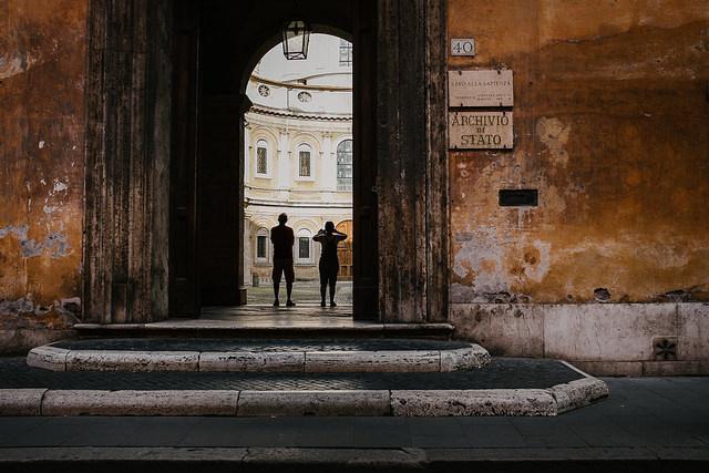 Как добраться из аэропорта Рима до центра города