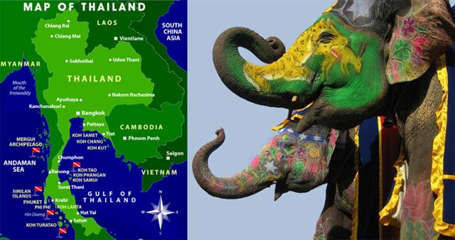 Сколько лететь до Тайланда из Минска