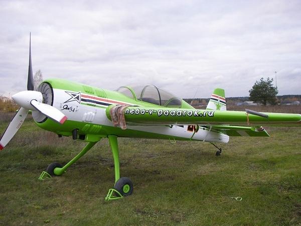 Самолет Як-54: фото