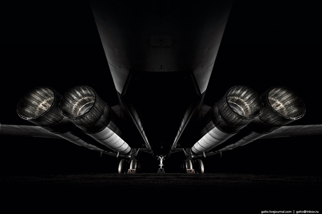 Самолет Ту-130: фото