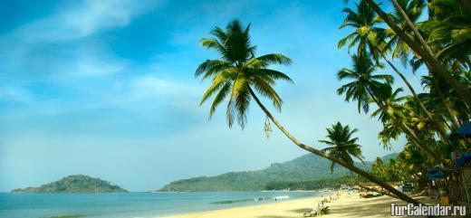 Когда лучше отдыхать на Гоа: сезон пляжного отдыха