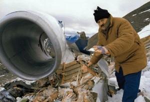 Катастрофа Ту-154 на Шпицбергене
