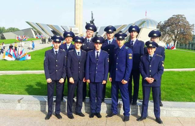 Академия авиации в Минске