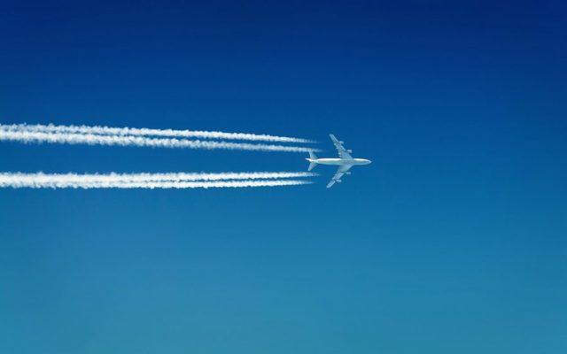 Сколько самолетов сейчас в небе
