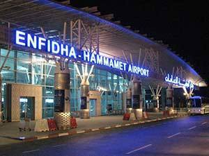 Международные аэропорты Туниса на карте: список