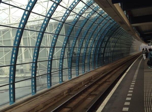 Как добраться из аэропорта Амстердама до центра города