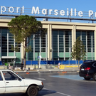 Международные аэропорты Франции на карте