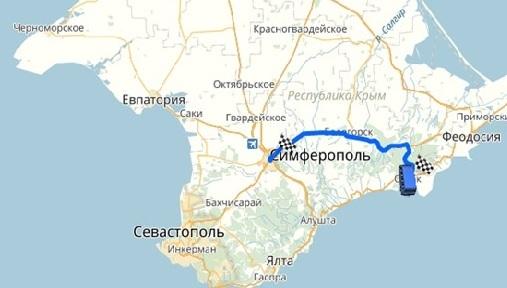 Как добраться из аэропорта Симферополя до Судака и обратно