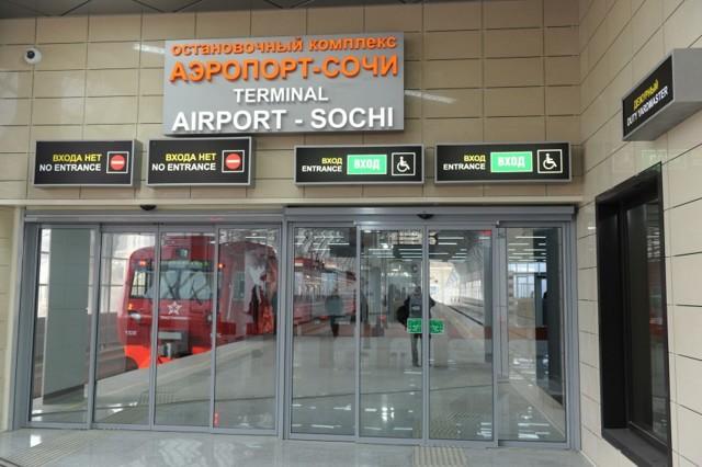 Аэропорт Сочи: официальный сайт