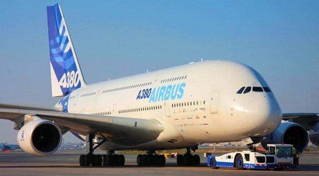 Самый большой самолет в мире: пассажирский и грузовой - фото