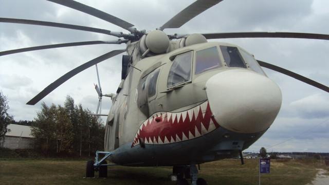 Музей авиационной техники Боровая