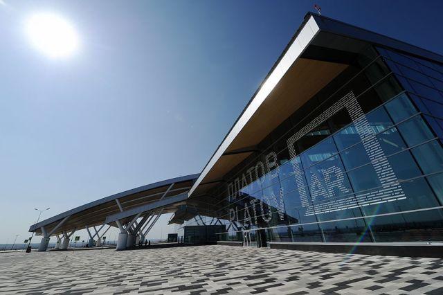 Где находится аэропорт Платов Ростов-на-Дону