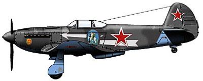 Истребитель Як-3: фото самолета