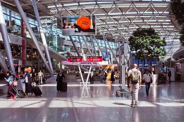 Что такое аэропорт (airport)