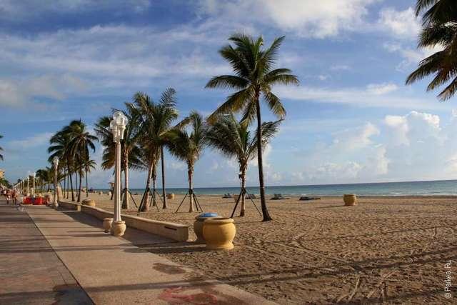 Расстояние от Лос-Анджелеса до Майами