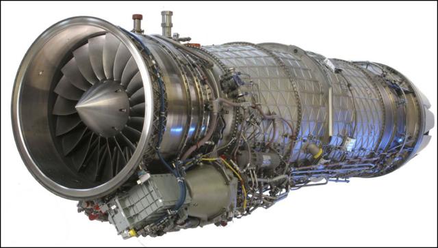Как работает двигатель самолета