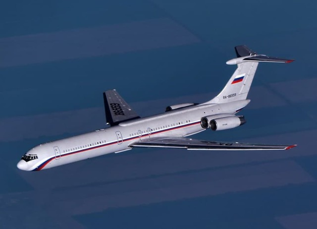 Самолет Ил-62: фото, технические характеристики