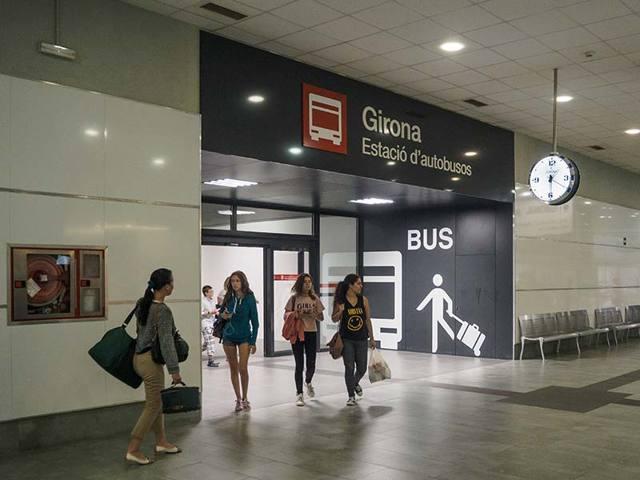Как добраться из аэропорта Жироны до Жироны