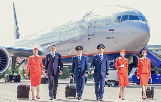 Зарплата летчика гражданской авиации в России