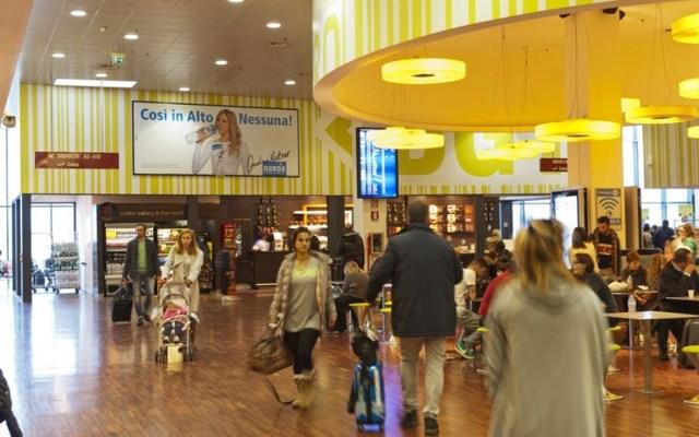 Аэропорт Милана Бергамо: онлайн-табло
