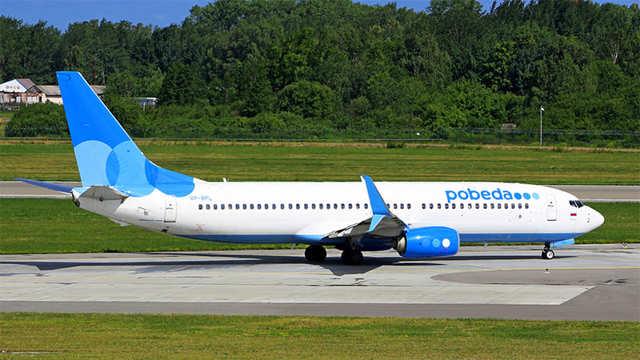 Самолеты авиакомпании Победа: фото авиапарка