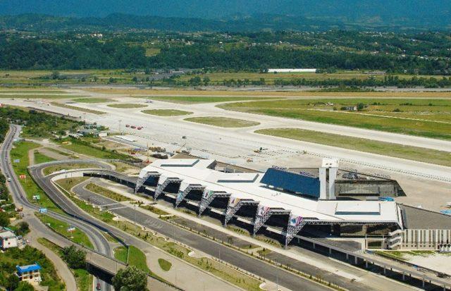 Ближайший аэропорт Гагры в Абхазии