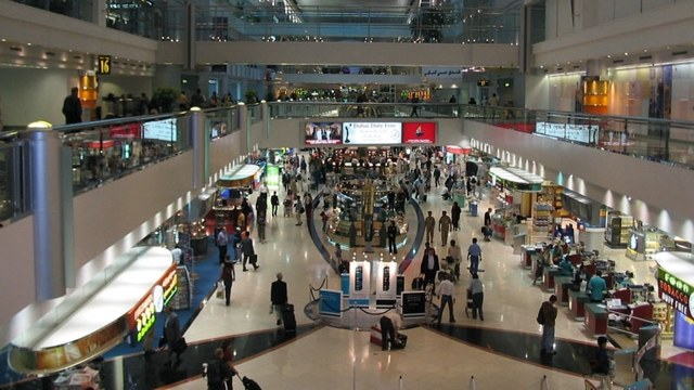 аэропорт дубай расписание рейсов онлайн табло