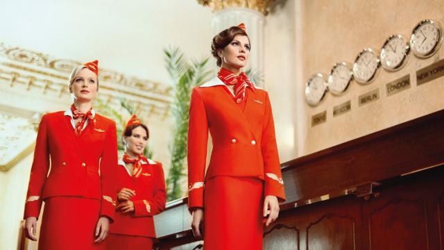 Как стать стюардессой в Аэрофлоте