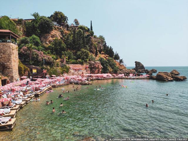Когда лучше лететь в Турцию отдыхать