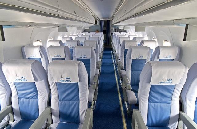 Самолет Ан-148: фото, характеристики